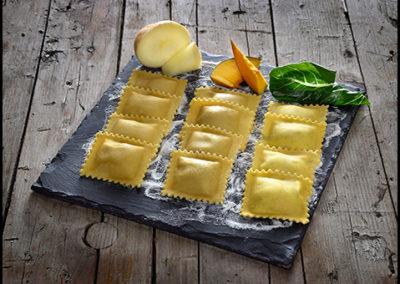 Tortello Erbetta / Zucca / Patata