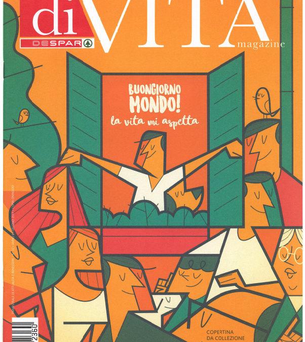 """Parlano di Noi sul magazine """"DiVita"""" di Despar"""