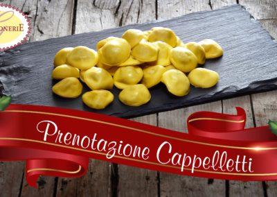 Prenotazione Cappelletti